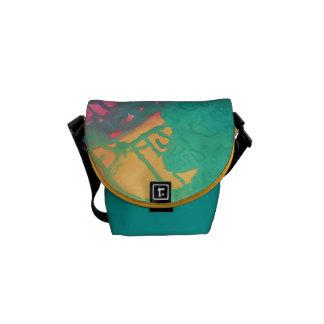 Dannysylee The Creative Nets 01 Mini Messenger Bag
