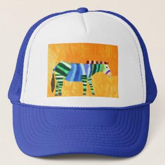 Dannysylee The Zebra Hat