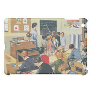 Dans la Classe iPad Mini Cover