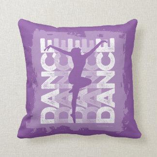 Danse et Lettres (Dance) Cushion