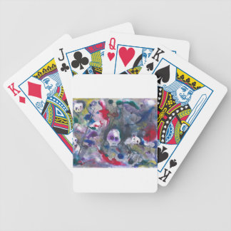Danse Macabre Bicycle Poker Cards