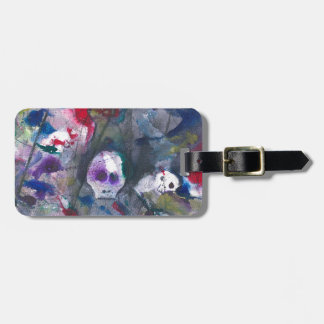 Danse Macabre Luggage Tags