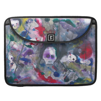 Danse Macabre MacBook Pro Sleeves