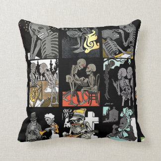 Danse Macabre Pillow