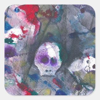 Danse Macabre Sticker