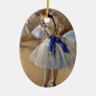 Danseuse (Dancer), Edgar Degas Christmas Ornament