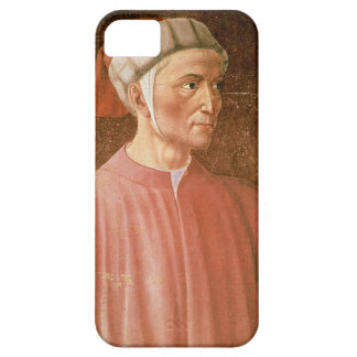 Dante Alighieri (1265-1321) detail of his bust, fr Barely There iPhone 5 Case