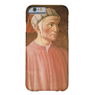 Dante Alighieri (1265-1321) detail of his bust, fr Barely There iPhone 6 Case
