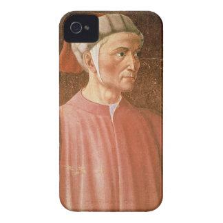 Dante Alighieri (1265-1321) detail of his bust, fr iPhone 4 Cases