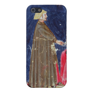 Dante and Beatrice before Justinian iPhone 5/5S Cases