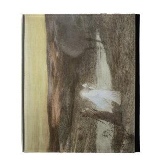 Dante and Beatrice, from 'L'Estampe Moderne', publ iPad Folio Cases