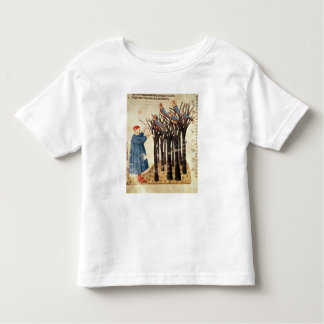 Dante and the Souls Transformed into Birds Toddler T-Shirt