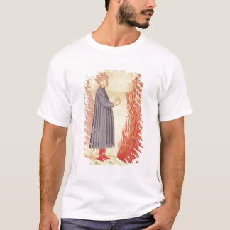 Dante and Virgil  recognise Ulysees T-Shirt