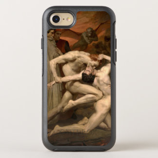 Dante and Virgil William-Adolphe Bouguereau OtterBox Symmetry iPhone 7 Case