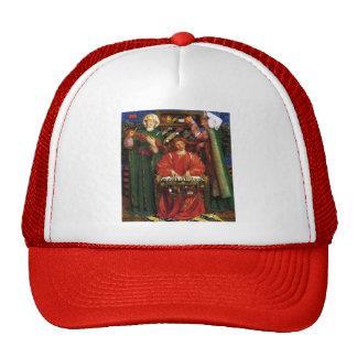 Dante Gabriel Rossetti- A Christmas Carol Cap