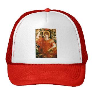 Dante Gabriel Rossetti- A Vision of Fiammetta Cap