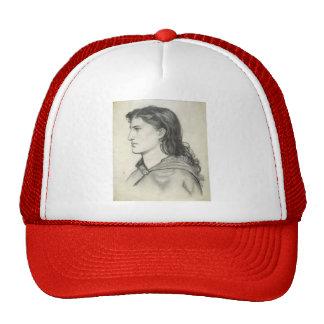 Dante Gabriel Rossetti- Aggie Trucker Hat