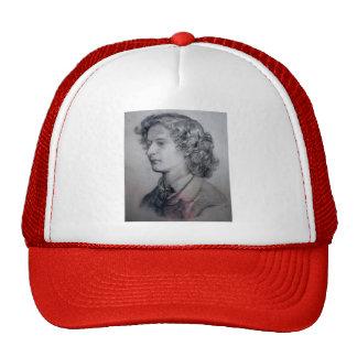 Dante Gabriel Rossetti- Algernon Charles Swinburne Trucker Hat