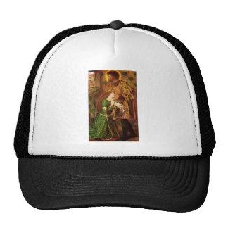 Dante Gabriel Rossetti Art Mesh Hat