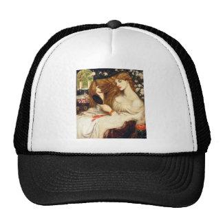 Dante Gabriel Rossetti Art Hats