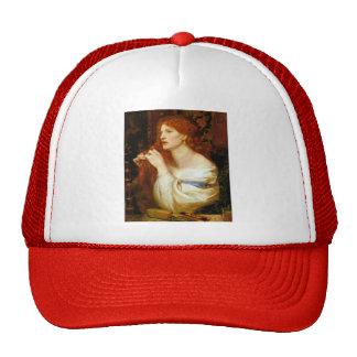 Dante Gabriel Rossetti: Aurelia Trucker Hats