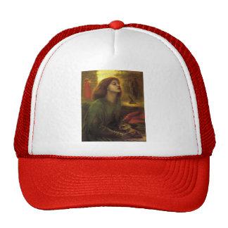 Dante Gabriel Rossetti- Beata Beatrix Trucker Hat