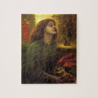 Dante Gabriel Rossetti- Beata Beatrix Puzzle