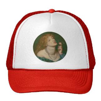 Dante Gabriel Rossetti- Belcolore Trucker Hat