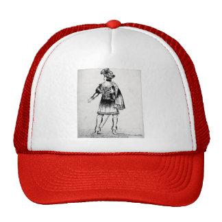 Dante Gabriel Rossetti: Cousturier Trucker Hat