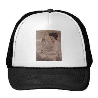 Dante Gabriel Rossetti - Daydream Hat
