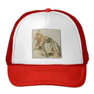 Dante Gabriel Rossetti: Elizabeth Siddal Trucker Hat