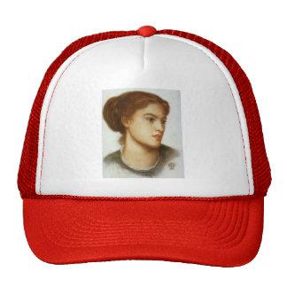 Dante Gabriel Rossetti: Ellen Smith Trucker Hat