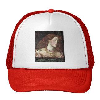 Dante Gabriel Rossetti: Fair Rosamund Cap