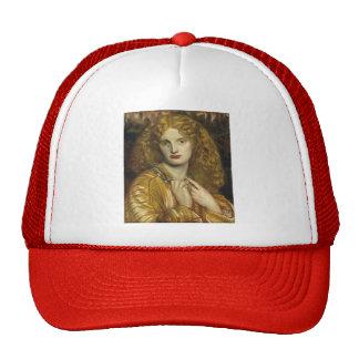 Dante Gabriel Rossetti: Helen of Troy Trucker Hat