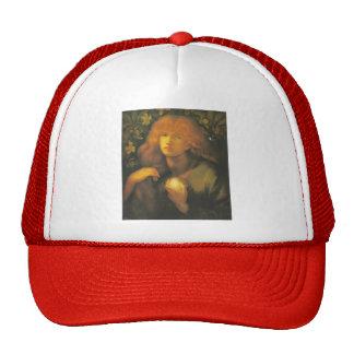 Dante Gabriel Rossetti- Mary Magdalene Trucker Hats