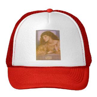 Dante Gabriel Rossetti- May Morris Trucker Hat