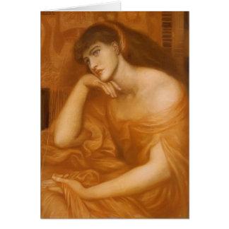 Dante Gabriel Rossetti Penelope Cards