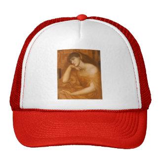 Dante Gabriel Rossetti: Penelope Hat