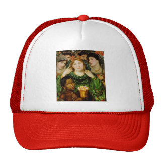 Dante Gabriel Rossetti- The Beloved Cap