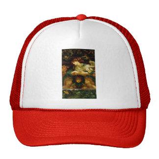 Dante Gabriel Rossetti- The Blessed Damozel Cap