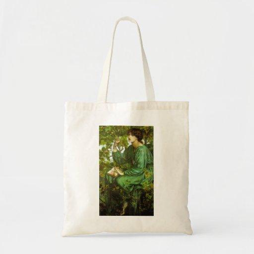 Dante Gabriel Rossetti- The Day Dream Bags