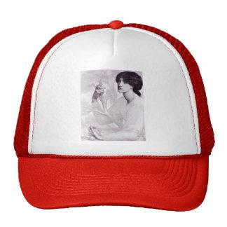Dante Gabriel Rossetti: The Day Dream Mesh Hat