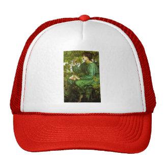Dante Gabriel Rossetti- The Day Dream Hat