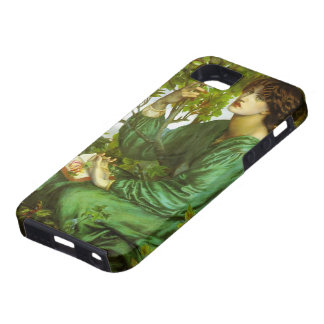 Dante Gabriel Rossetti- The Day Dream Tough iPhone 5 Case