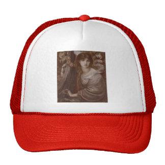 Dante Gabriel Rossetti: The Garland Trucker Hat