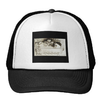 Dante Gabriel Rossetti: The M s at Ems Hat