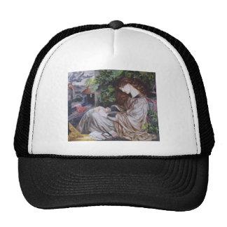 Dante Gabriel Rossetti- ThePiaofTolomei Hats