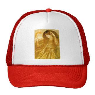 Dante Gabriel Rossetti: TheWomenofthe Flame Trucker Hat