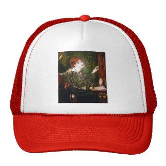 Dante Gabriel Rossetti- Veronica Veronese Trucker Hat