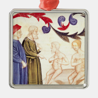 Dante, Virgil and the Plague-stricken Christmas Ornament